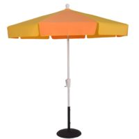 7. 5 ft aluminum patio umbrella