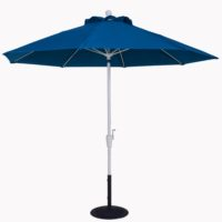 9 ft auto tilt market umbrella
