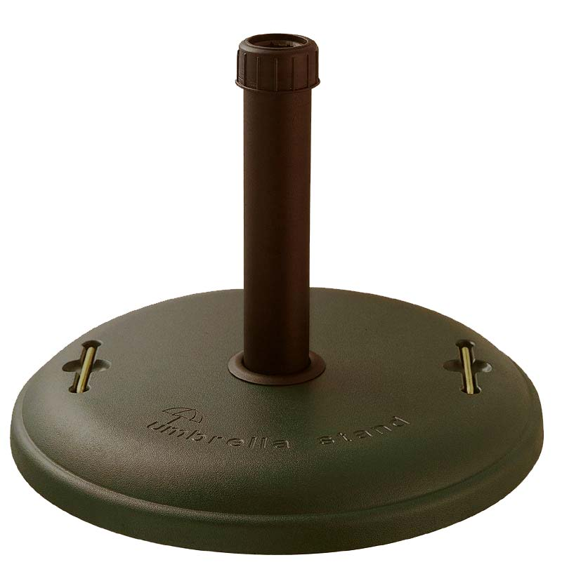 48 lb. Umbrella Base - MyUmbrellaShop.com umbrella bases