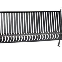 6 Ft. Commercial Bench - outdoor furniture for sale