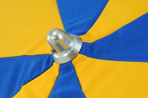 Umbrella Pole Manufacturers Mail: 6.5 Ft. Aluminum Pop-Up Steel Rib Umbrella, Push Button