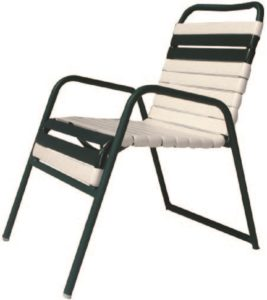C-50 Commercial Strap Outdoor Classic Dining Chair