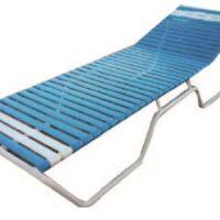 Classic Line Sun Cot Stackable Horizontal Strap Sun Cot