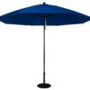 7.5 Ft. Standard Pop-Up w/Skinny Fiberglass Ribs-No Tilt Umbrella