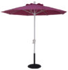 7.5 ft. Aluminum Market Crank Umbrella (Special Sale)