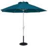 9 ft. Aluminum Market Auto-Tilt Umbrella