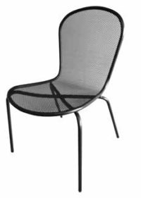 Rockport Side Chair - outdoor furniture & patio furniture for sale