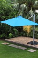 Buying an Umbrella - Cantilever umbrella