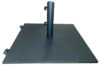 70 lb. Steel Plate Umbrella Base - MyUmbrellaShop.com umbrella bases