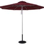 11 Ft. Commercial Heavy Duty Aluminum Market Umbrella