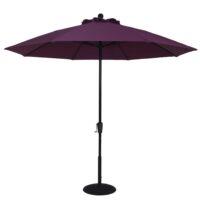 9 ft crank market umbrella