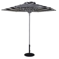 8.5 ft Hexagon Pop-Up Market Umbrella