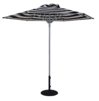 8.5 ft Hexagon Pop-Up Market Umbrella