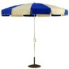 8.5 ft Patio umbrella 12 panel no tilt