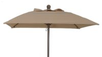 square auto market umbrella - tilt top